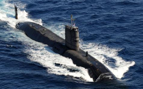 HMS Talent Royal Navy