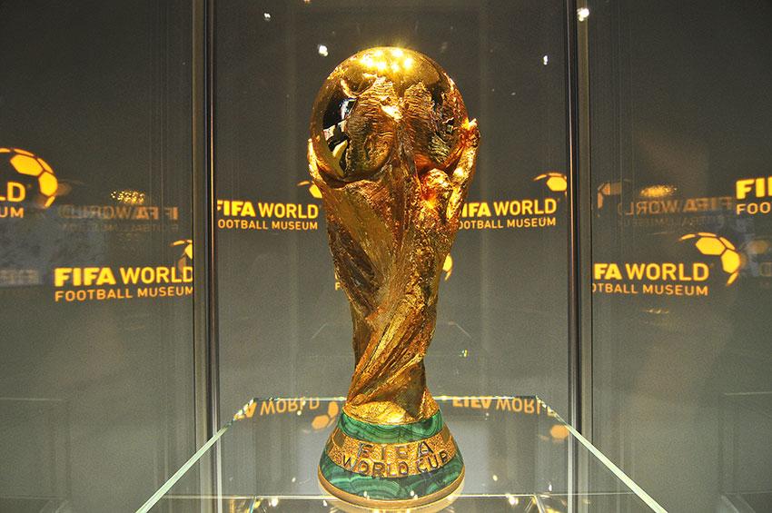Resultado de imagen para mundial trofeo ecuagol