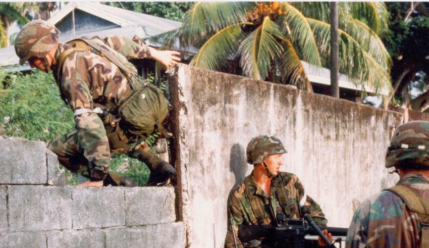 Tropas yanquis en Panamá – Redacción Rosario
