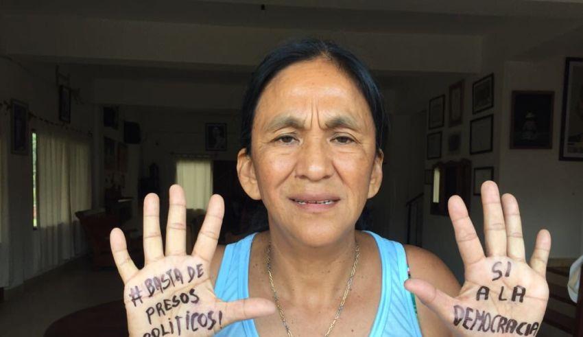 Milagro Sala  'Si fuese por Morales me tendría lo más lejos posible'