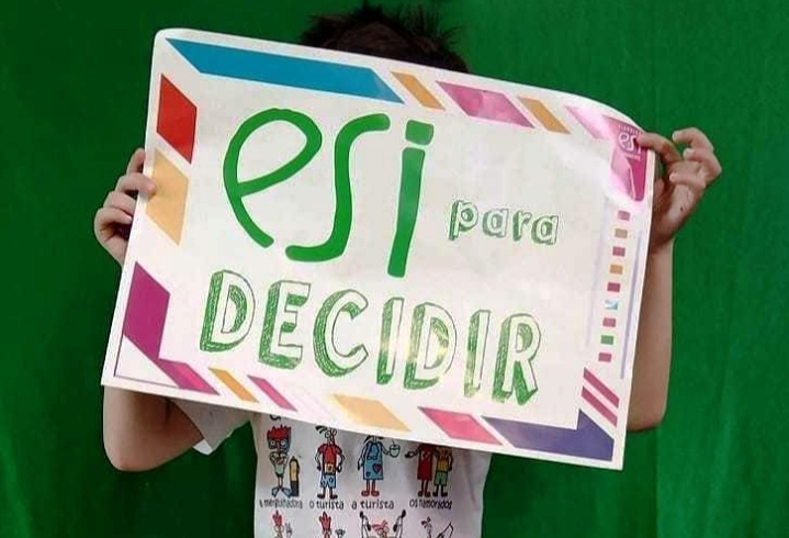 Educación Sexual Integral para decidir.
