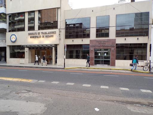 Allanaron el Sindicato de Municipales – Redacción Rosario