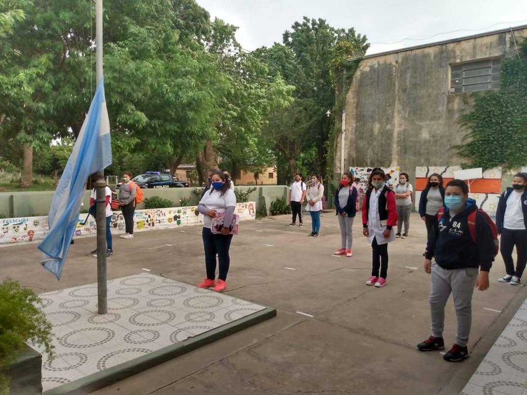 Escuela 6138 de Marcelino Escalada.