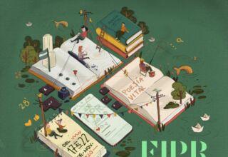 Flyer promocional del FIPR 2020