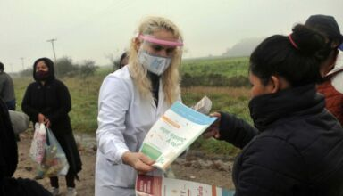 Maestras en pandemia