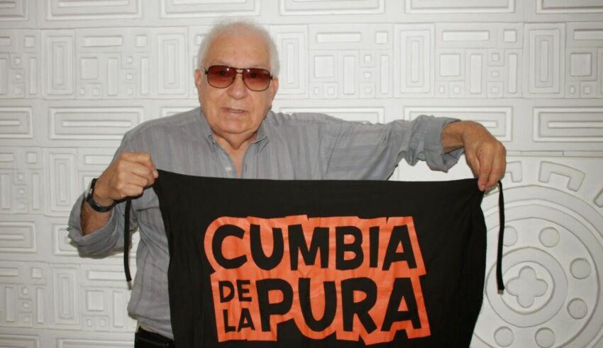 Mario Castellón, líder de Los Wawancó