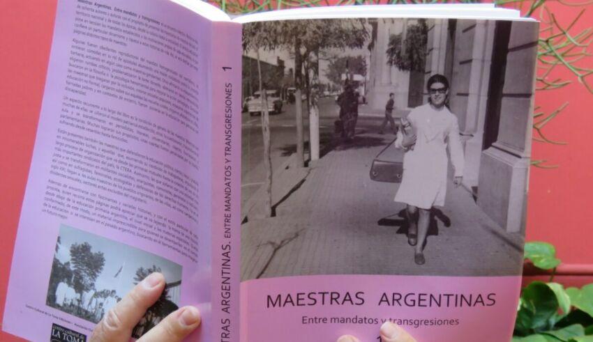Libro Maestras Argentinas