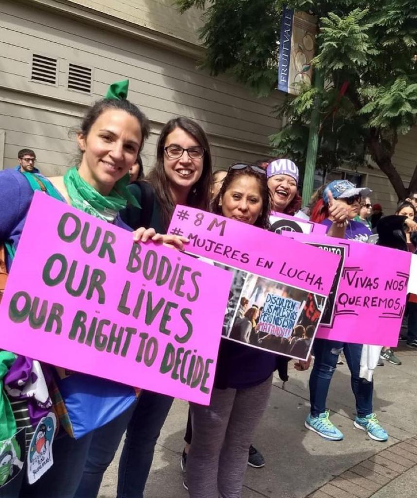 Colectiva Feminista Las Pibas de California
