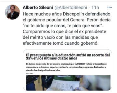 Sileoni