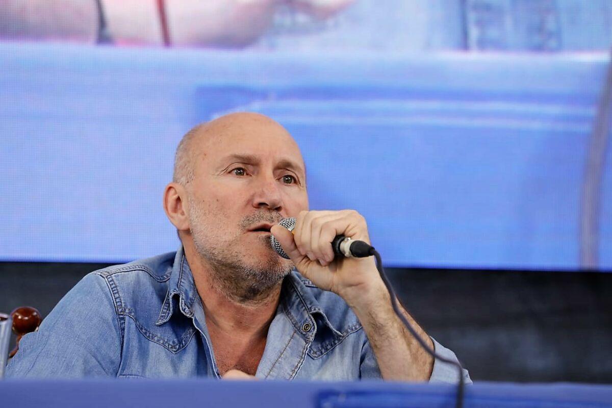 Miguel Duhalde (Ctera)