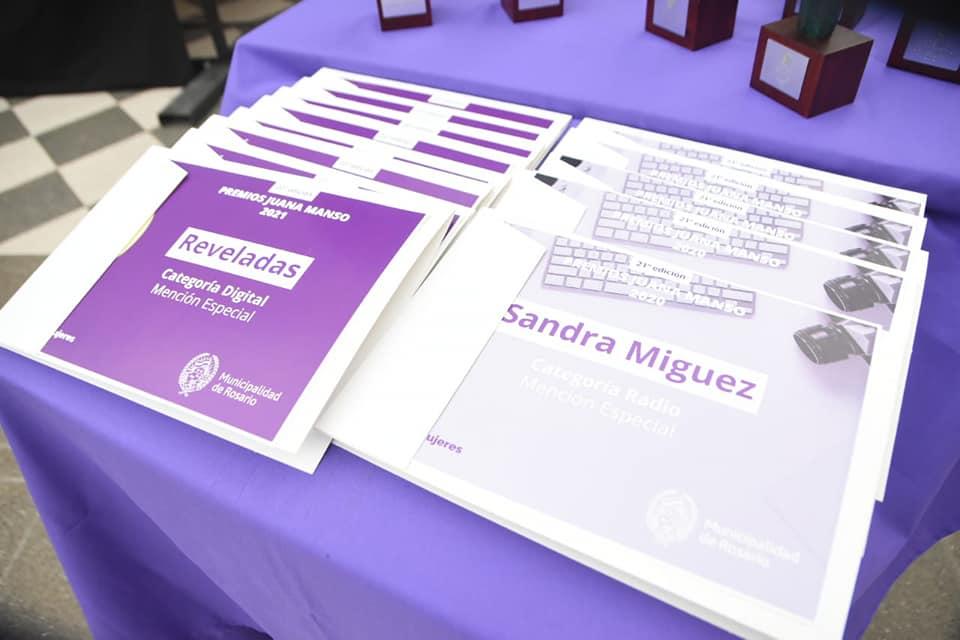 Premio Juana Manso