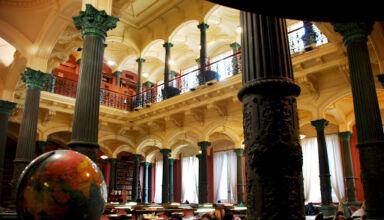 Biblioteca Nacional de Maestras y Maestros