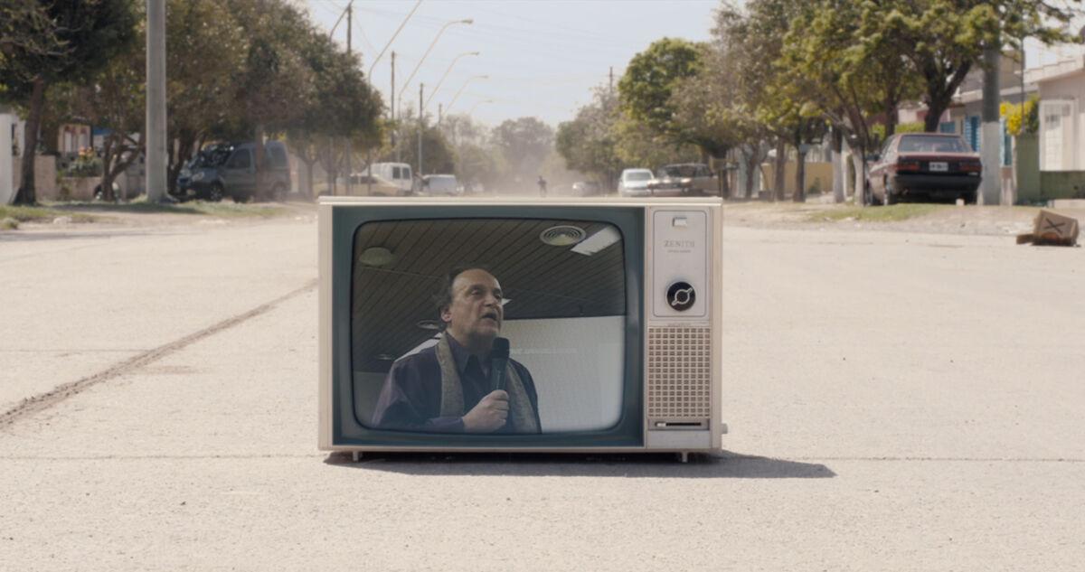 Andrés Carrasco, ciencia disruptiva. Argentina (2019), dirigido por  Valeria Tucci