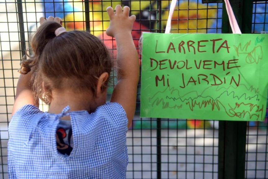 Educación Rodríguez Larreta