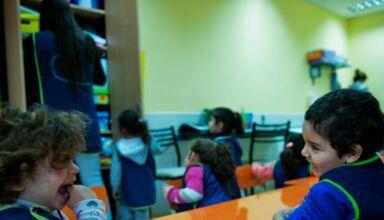 Infancias Jardín de infantes