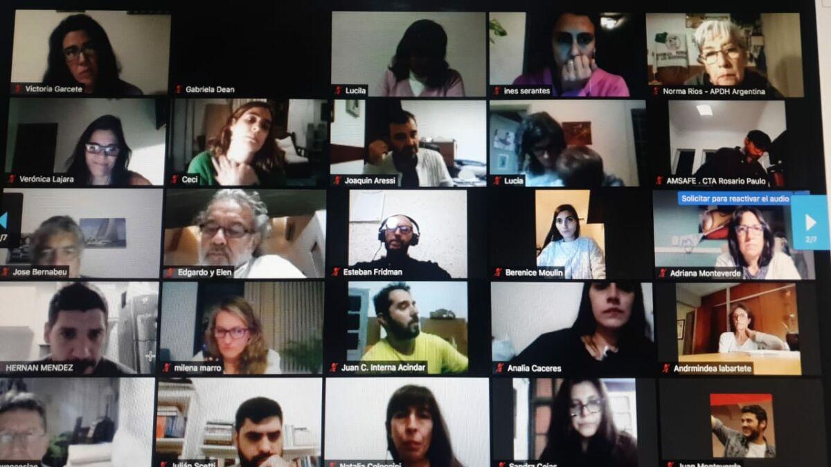 Asamblea Trabajadorxs de Salud