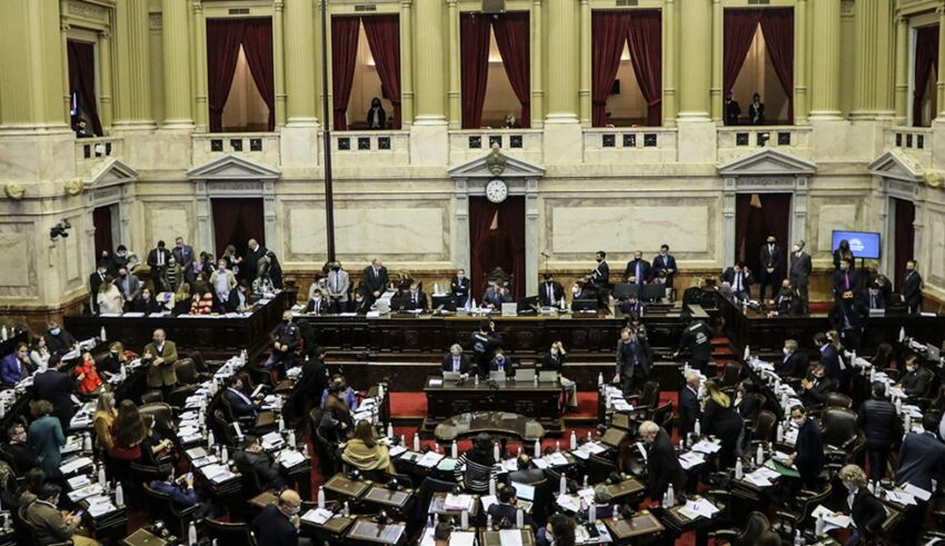 Cámara Diputados