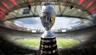 Se decidió que haya un aforo limitado de hinchas en la definición de la Copa América Brasil 2021. #CopaAmérica #Maracaná #SelecciónArgentina