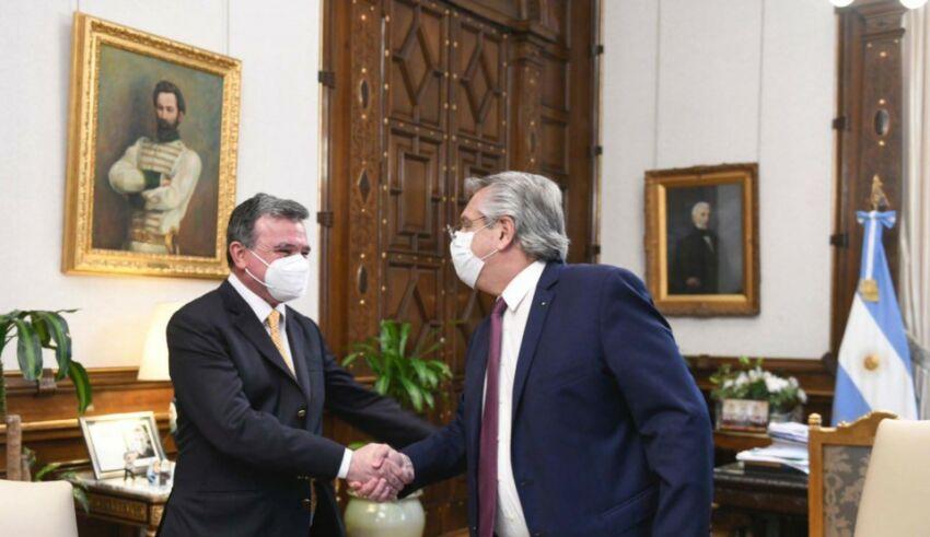 Fernández y Javier Madanes Quintanilla.