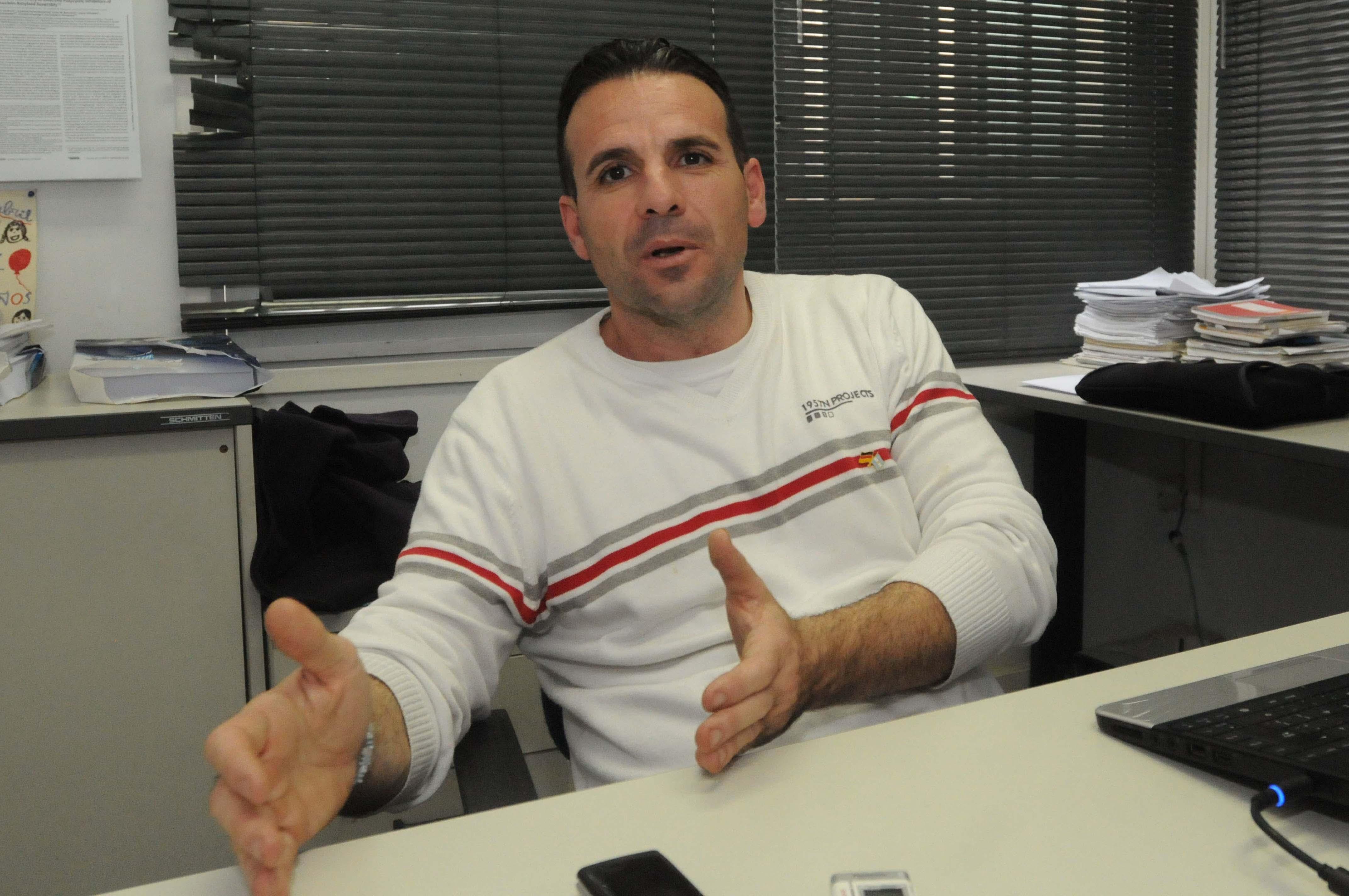 El bioquímico y farmacéutico Claudio Fernández será el director del laboratorio.