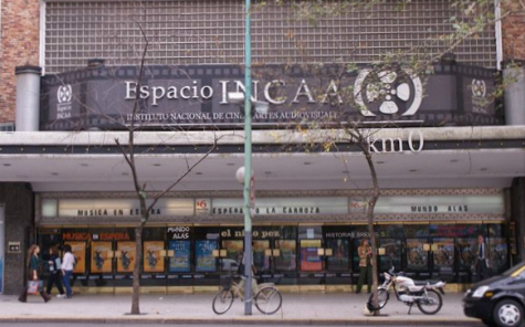 Espacio Incaa - Cine Gaumont