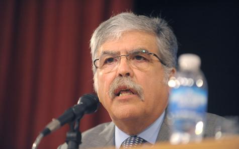 Conferencia de prensa de Julio De Vido