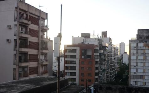 Nodo Gallinet de la red wifi comunitaria Lugro-mesh