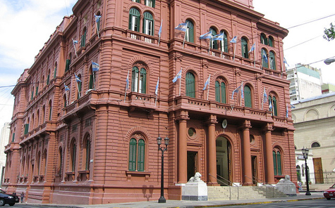 Palacio municipal de Rosario