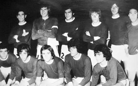 Selección rosarina de 1974